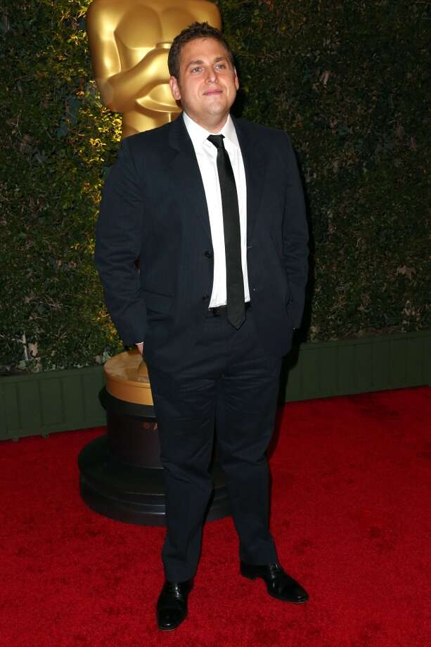 Actor Jonah Hill arrives at the Academy of Motion Picture Arts and Sciences' Governors Awards at The Ray Dolby Ballroom at Hollywood & Highland Center on November 16, 2013 in Hollywood, California. Photo: Frederick M. Brown, Getty Images