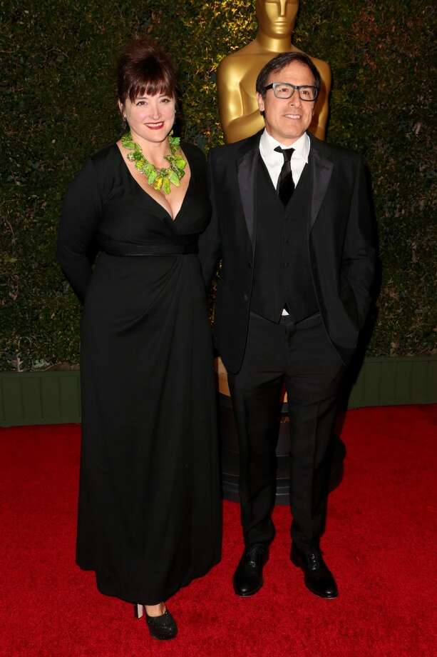 Director David O. Russell and Janet Grillo arrives at the Academy of Motion Picture Arts and Sciences' Governors Awards at The Ray Dolby Ballroom at Hollywood & Highland Center on November 16, 2013 in Hollywood, California. Photo: Frederick M. Brown, Getty Images