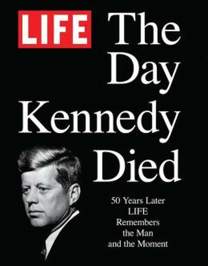 """The Day Kennedy Died: 50 Years Later LIFE Remembers the Man and the Moment."" (Time Home Entertainment, 192 pp., $50) Highlights from this oversize coffee-table book include a striking photo, on the inside cover, of JFK as a young boy, a fold-out section of frame-by-frame stills of the Zapruder film and snapshots of Lee Harvey Oswald's family at home in Irving. The ""Where Were You...?"" section seems irrelevant. (Does anyone care where Alec Baldwin was when he heard Kennedy had been killed?) The piéce de resistance is a removable reprint of Life's commemorative magazine of Kennedy, originally published Nov. 29, 1963. It is utterly intact, packed with ads for cigarettes, typewriters, turntables and other must-have items of the day."