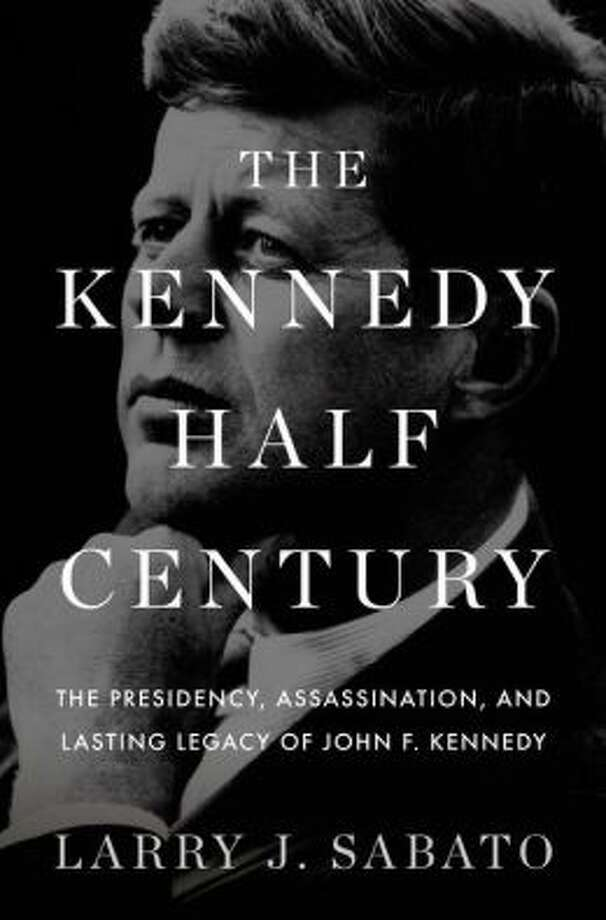 """""""The Kennedy Half Century: The Presidency, Assassination, and Lasting Legacy of John F. Kennedy,"""" by Larry J. Sabato. (Bloomsbury, 608 pp., $30) Sabato's exhaustive investigation of the 35th president includes 150 pages of footnotes and public opinion surveys to explain how and why the legacy of JFK has proven both positive and durable. (Short answer: We love Kennedy's style, and we'll never forget his tragedy.) """"The bullets in Dallas have made Kennedy's image bulletproof,"""" Sabato observes."""