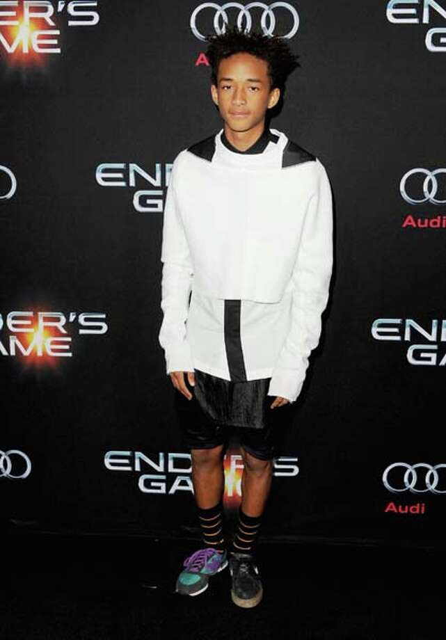 Will and Jada Pinkett Smith's son, Jaden, is a triple threat. He has acting, rapping, and dancing credits to his name. Photo: Jon Kopaloff, FilmMagic / 2013 Jon Kopaloff