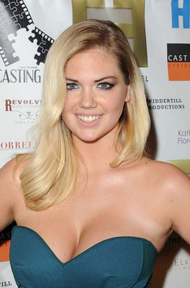 Want to get to know #3, Kate Upton, on Yahoo's top searches according to their Year in Review?  Check out the Sports Illustrated Swimsuit issue. Photo: Craig Barritt, Getty Images / 2012 Getty Images
