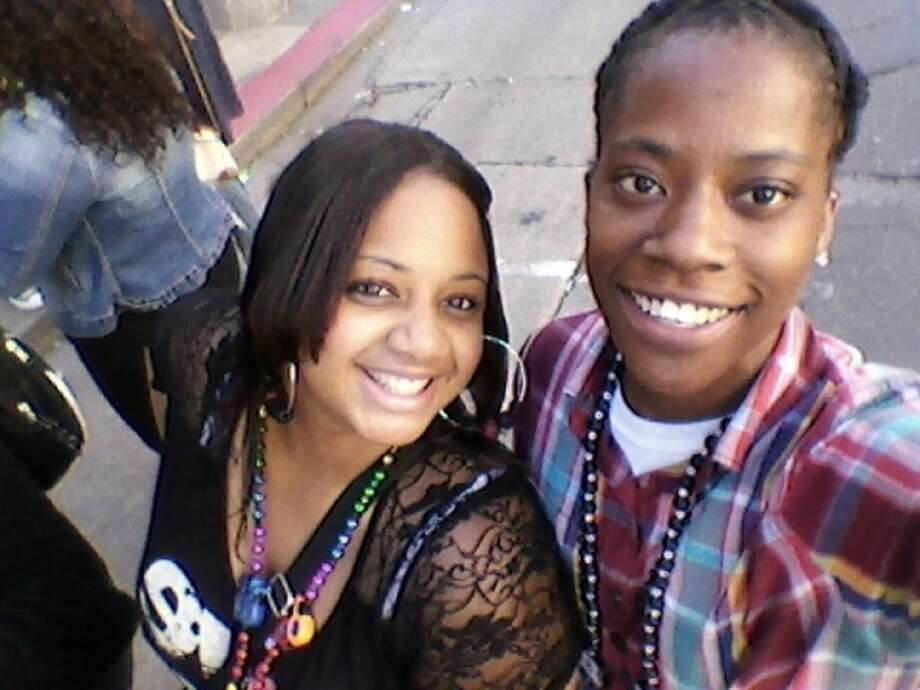 Melquiesha Warren (seen on the right), a 23-year-old Bay Area native who was living in Sacramento, died in a shooting near Sixth and Jessie streets in San Francisco at about 2:10 a.m. on Sunday November 17, 2013. Photo: TiffanyRenee Warren, Courtesy