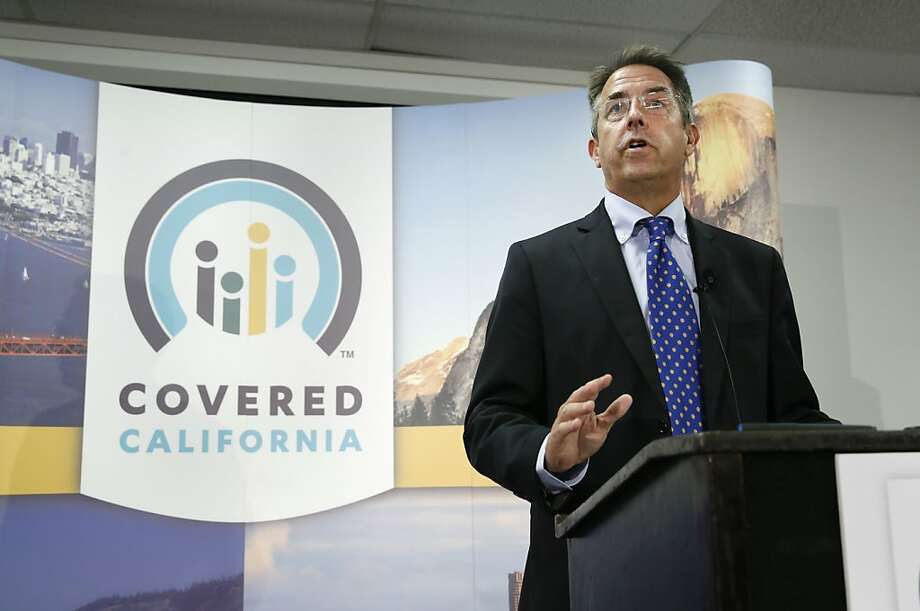 Peter Lee, the executive director of Covered California, is still considering the president's one-year reprieve for policies that don't meet the new guidelines. Photo: Rich Pedroncelli, Associated Press