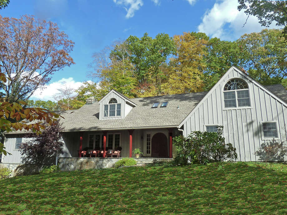 The house at 11 Partrick Lane is on the market for $1,399,000. Photo: Contributed Photo / Westport News contributed