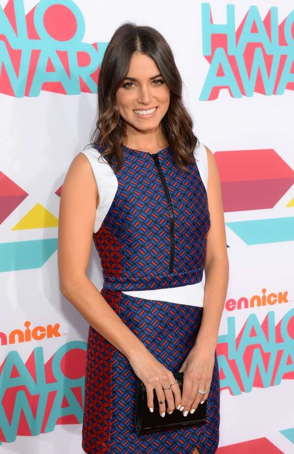 Actress Nikki Reed arrives at the 5th Annual TeenNick HALO Awards at Hollywood Palladium on November 17, 2013 in Hollywood, California. Photo: Mark Davis, Getty Images For Nickelodeon