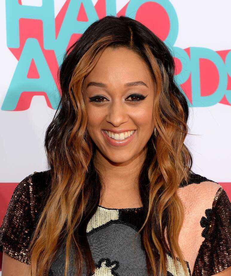 Actress Tia Mowry-Hardrict arrives at the 5th Annual TeenNick HALO Awards at Hollywood Palladium on November 17, 2013 in Hollywood, California. Photo: Mark Davis, Getty Images For Nickelodeon
