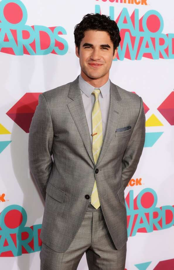 Actor Darren Criss arrives at the 5th Annual TeenNick HALO Awards at Hollywood Palladium on November 17, 2013 in Hollywood, California. Photo: Mark Davis, Getty Images For Nickelodeon