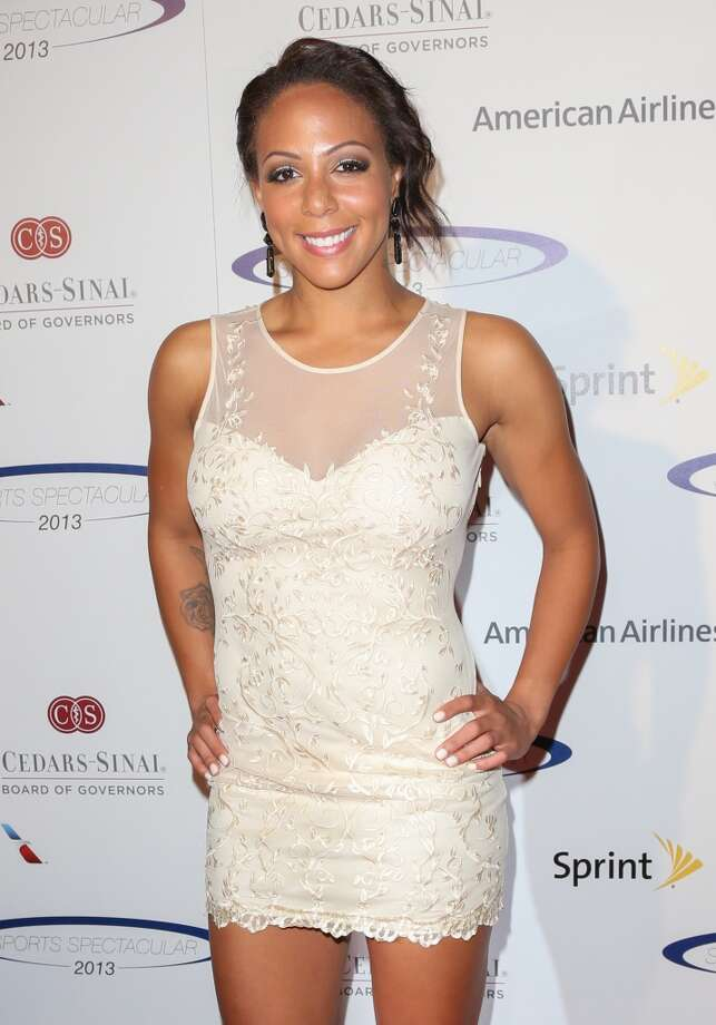 CENTURY CITY, CA - MAY 19:  Professional Soccer Player Sydney Leroux attends the 28th Annual Sports Spectacular Anniversary Gala at the Hyatt Regency Century Plaza on May 19, 2013 in Century City, California.  (Photo by Paul Archuleta/FilmMagic) Photo: FilmMagic