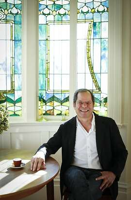 Randall Kline, founder and Executive Artistic Director of SFJazz, is seen in his San Francisco, Calif., home on Tuesday, Nov. 5, 2013.