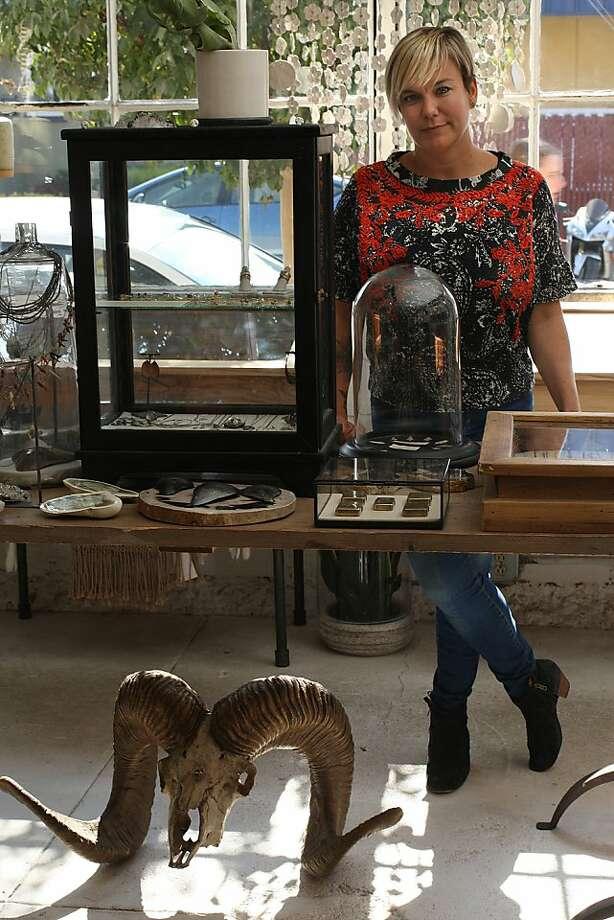 Stylemaker Spotlight: Lauren Wolf Photo: Liz Hafalia, The Chronicle