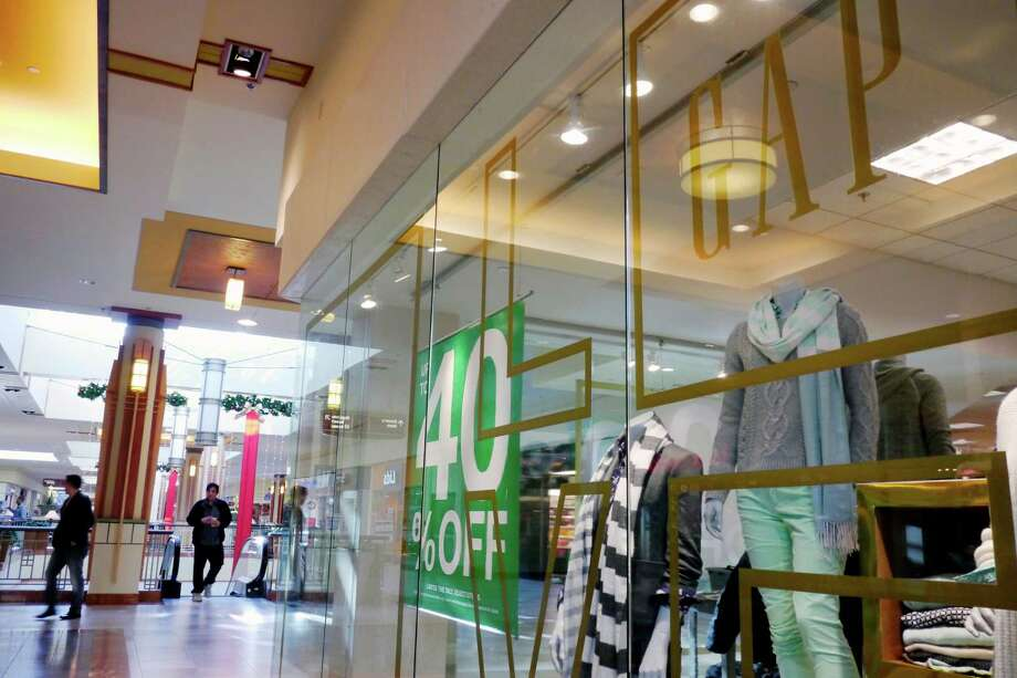 Gap is Colonie Center will be closing in January, according to store employees. Keep clicking for more recent store openings and closings. Photo: Paul Buckowski / 00024687A