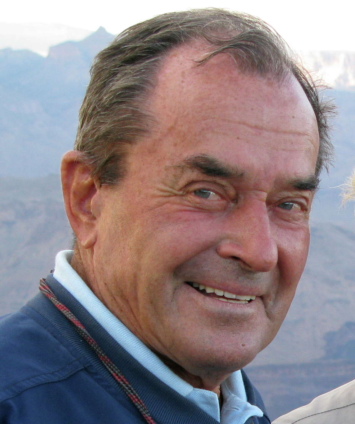 Former Colonie Country Club pro Ed Bosse, who died Thursday, Nov. 14, 2013. (Courtesy of family)