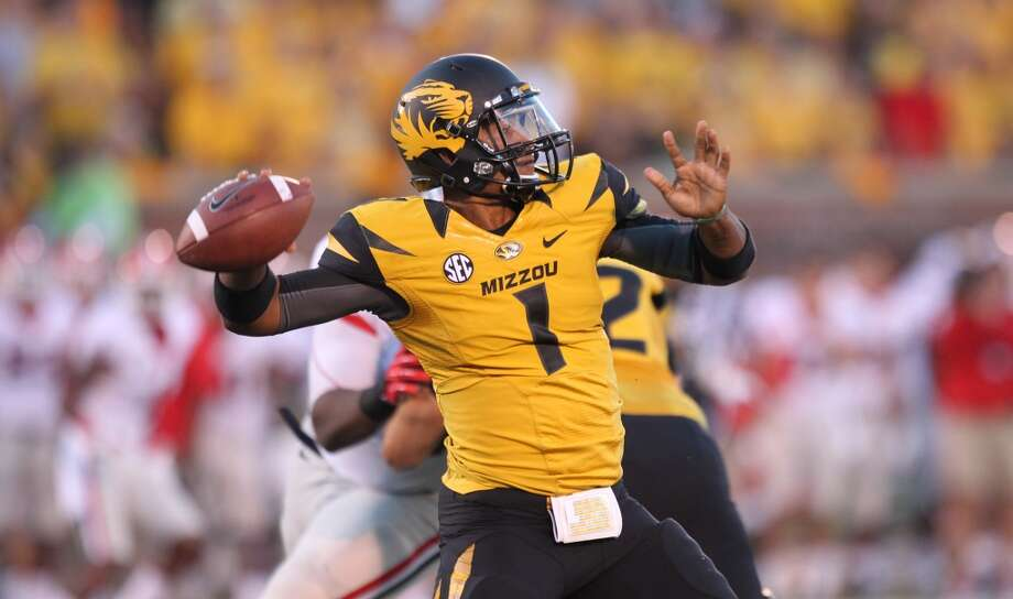 James Franklin, the quarterback returns for Mizzou's monster two-game close to win the SEC East.