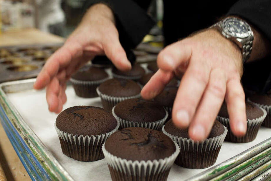 Cupcakes at Three Brothers Bakery. . Photo: Eric Kayne, For The Chronicle / Freelance