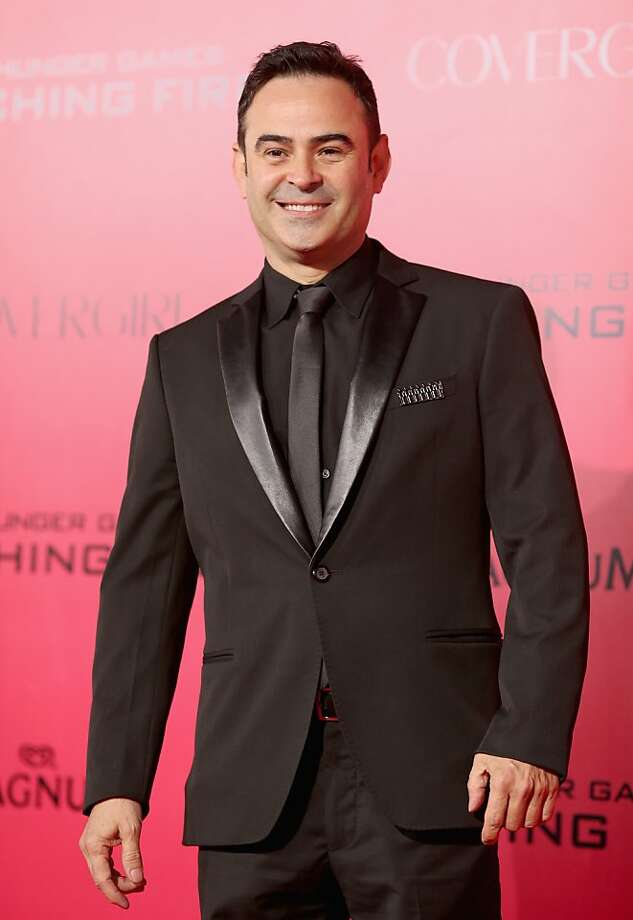 "Actor Nelson Ascencio attends premiere of Lionsgate's ""The Hunger Games: Catching Fire"" - Red Carpet at Nokia Theatre L.A. Live on November 18, 2013 in Los Angeles, California. Photo: Christopher Polk, Getty Images"