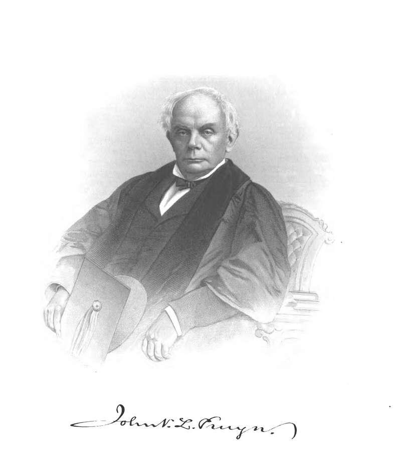 John V.L Pruyn, Landmarks of Albany County by Amasa J. Parker (1897).