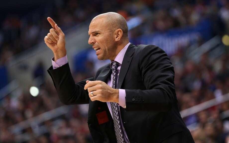 Jason Kidd Team: Brooklyn Nets Previous coaching experience: None Photo: Stephen Dunn, Getty Images