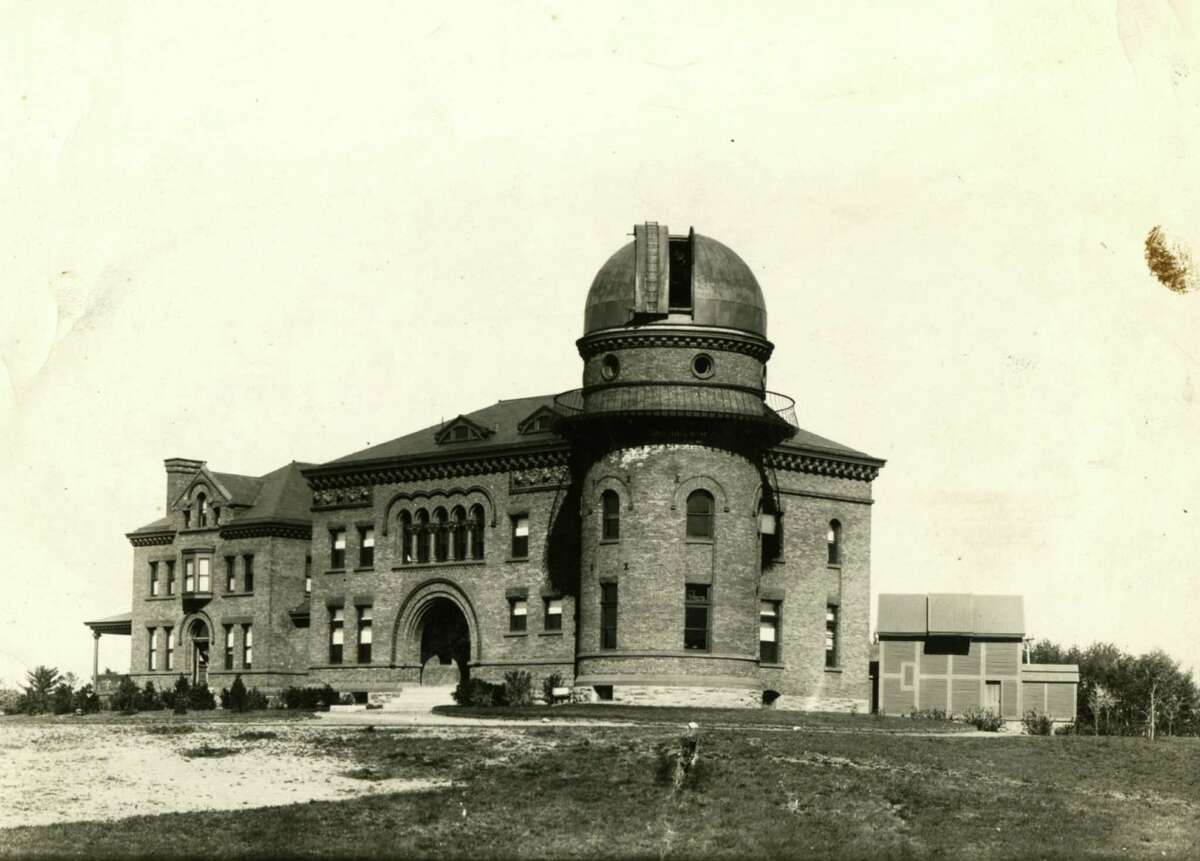 Dudley Observatory, Sept. 19, 1936, Albany, N.Y.