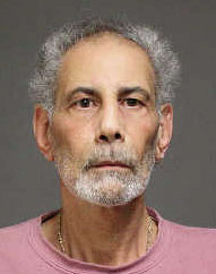 Michael Metrano, 56, of Oakwood Drive, was arrested twice in the span of three days. Photo: Contributed Photo / Fairfield Citizen