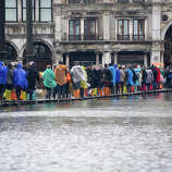 Question 44:Venice, as most of us know, is slowly sinking into the mud. But another,  much larger city - a national capital - is sinking at a much faster  rate. What is it?