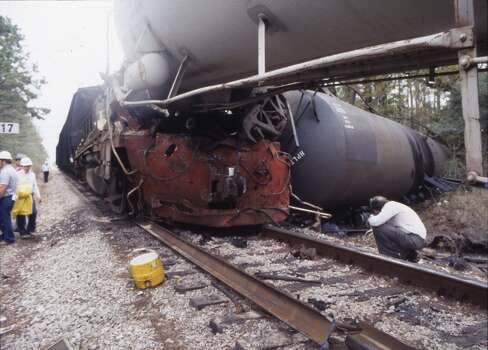Fatal Baytown train wreck remembered after 30 years ...