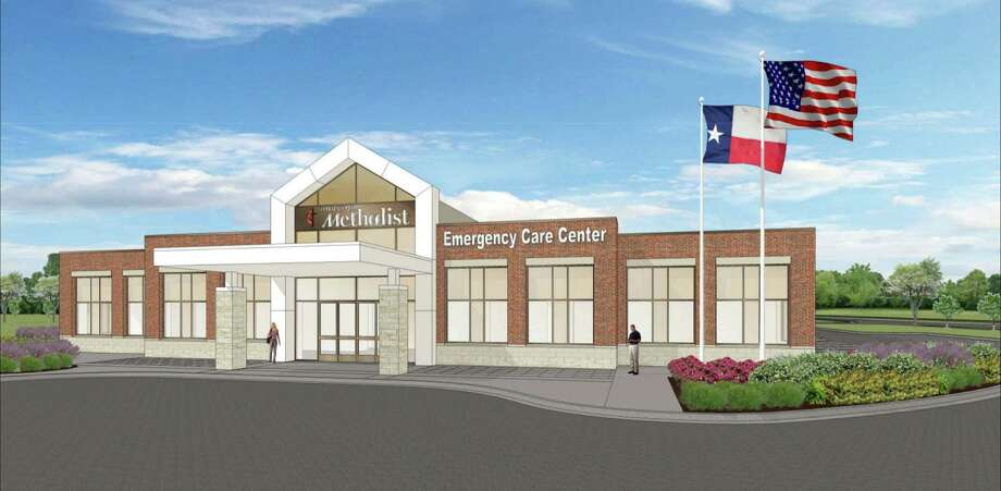 This a rendering of the 9,600-square-foot emergency care center that will open next summer in Missouri City.This a rendering of the 9,600-square-foot emergency care center that will open next summer in Missouri City.