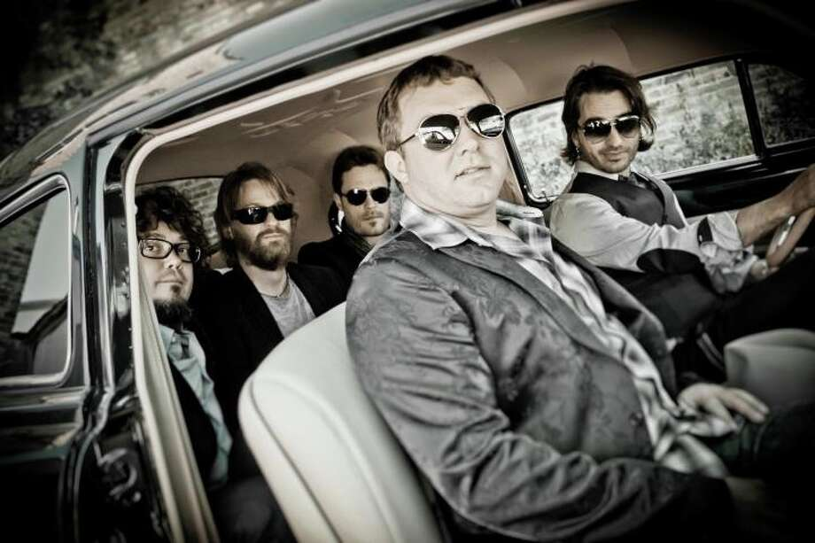 The musical group Cody Canada & The Departed are slated to take place at the Boogie Blues and Brews festival. Photo: Contributed Photo