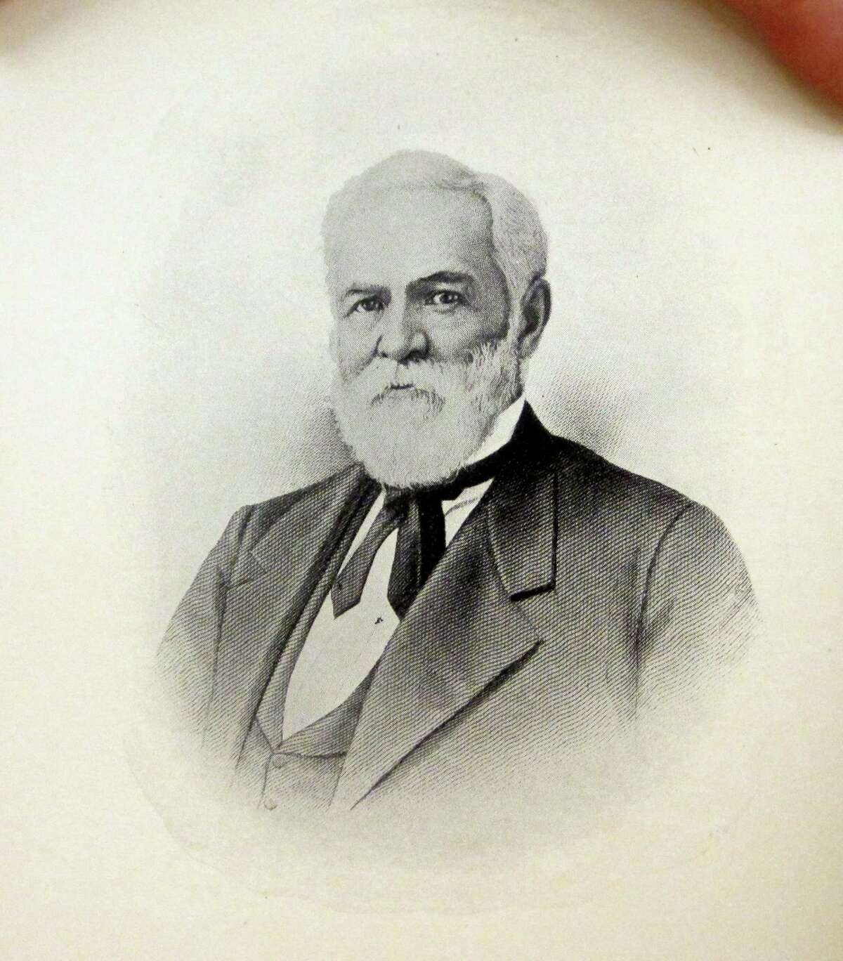 Josiah Root, Landmarks of Albany County, New York, Edited by Amasa J. Parker, D. MASON & CO., PUBLISHERS, 1897.