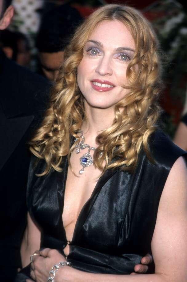 Madonna in 1997. Photo: Kevin.Mazur, WireImage