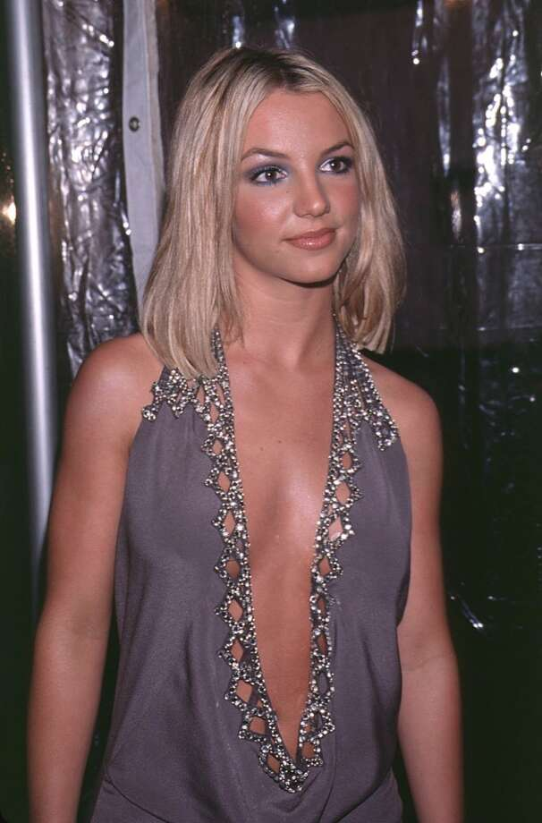 Britney Spears in 2000. Photo: Kevin Mazur, WireImage