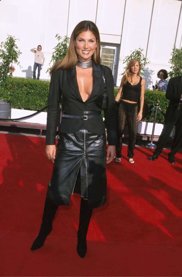 Daisy Fuentes in 2000. Photo: SGranitz, WireImage