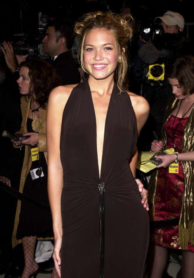 Mandy Moore in 2001. Photo: Jeff Vespa Archive, WireImage