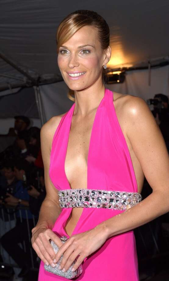 Molly Sims in 2003. Photo: Dimitrios Kambouris, WireImage