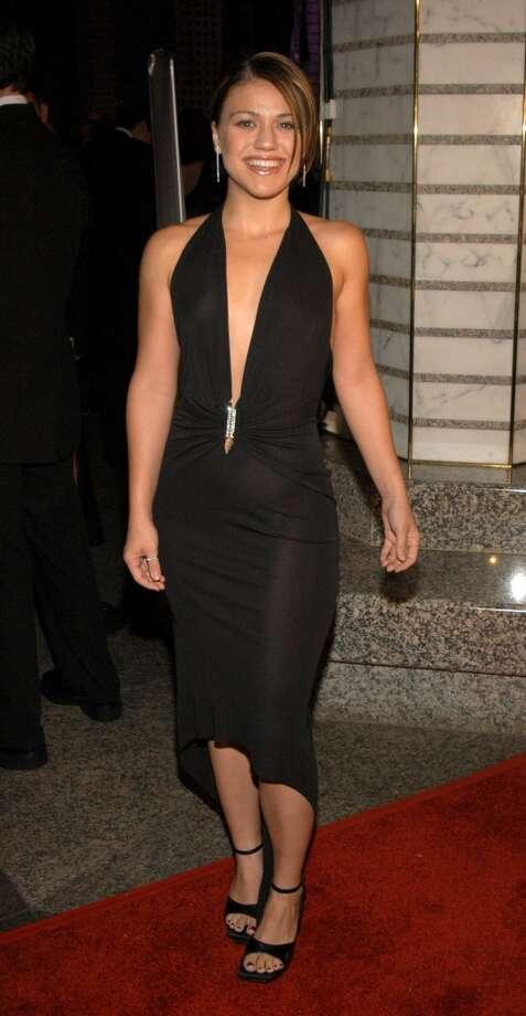 Kelly Clarkson in 2003. Photo: KMazur, WireImage