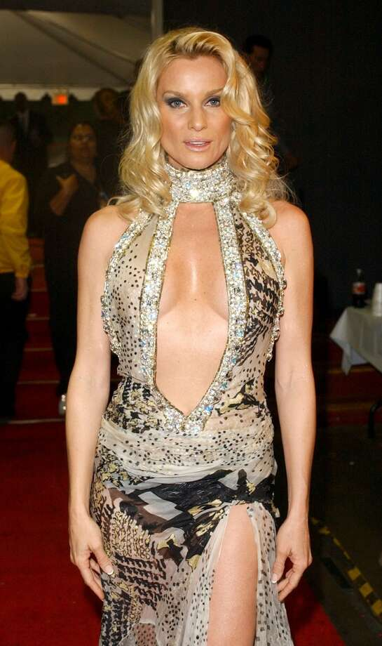 Nicollette Sheridan 2004. Photo: Ron Wolfson, WireImage