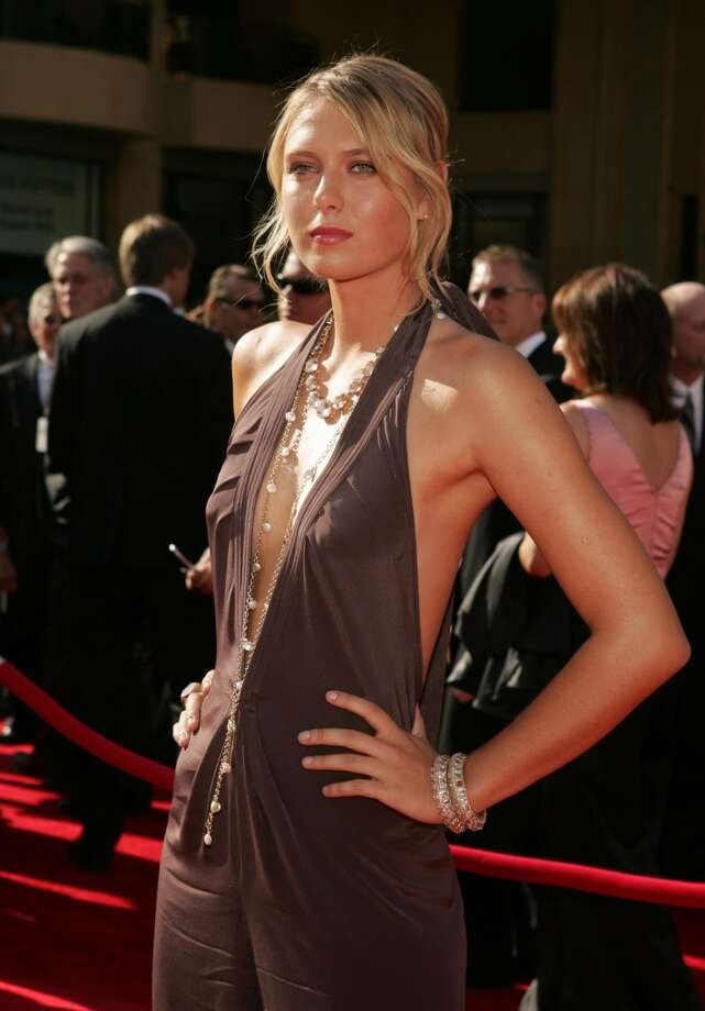 Maria Sharapova in 2005. Photo: John Shearer, WireImage