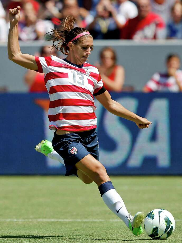 NWSL features American superstars Alex Morgan, Abby Wambach and Hope Solo. Photo: Jae C. Hong, Associated Press / AP