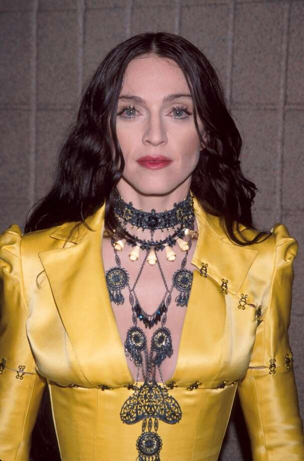 Madonna in 2008. Photo: Kevin Mazur, WireImage