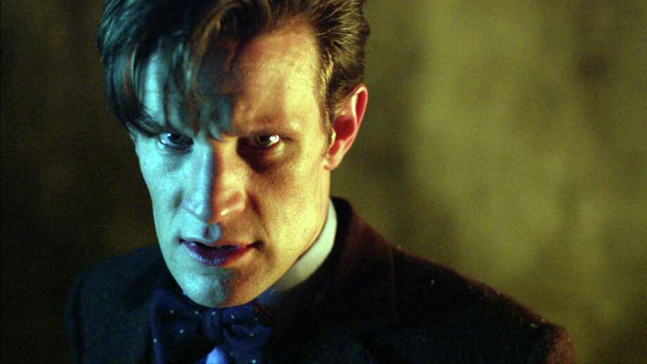"""The Day of the Doctor,"" starring Matt Smith, presents a darker view of the Time Lord. Photo: BBC"