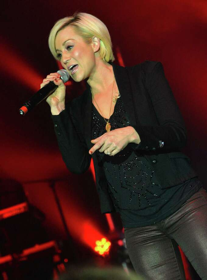 "Kellie Pickler's new release ""The Woman I Am,"" illustrates her evolution from an ""American Idol"" contestant to a mature country singer. Photo: Getty Images For IEBA"