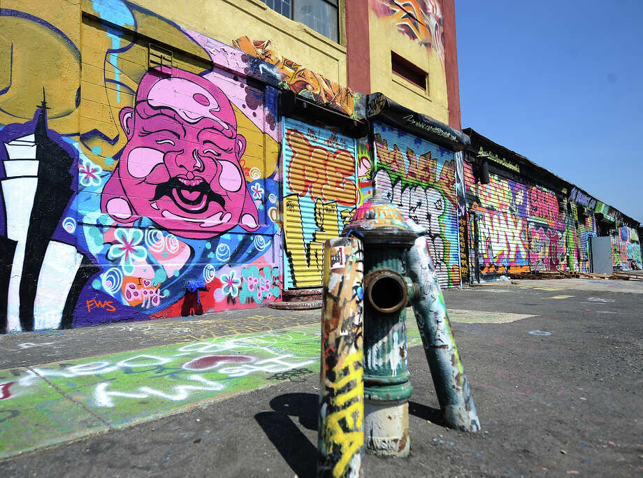 5 Pointz in 2010. Photo: AFP, AFP/Getty Images / 2010 AFP