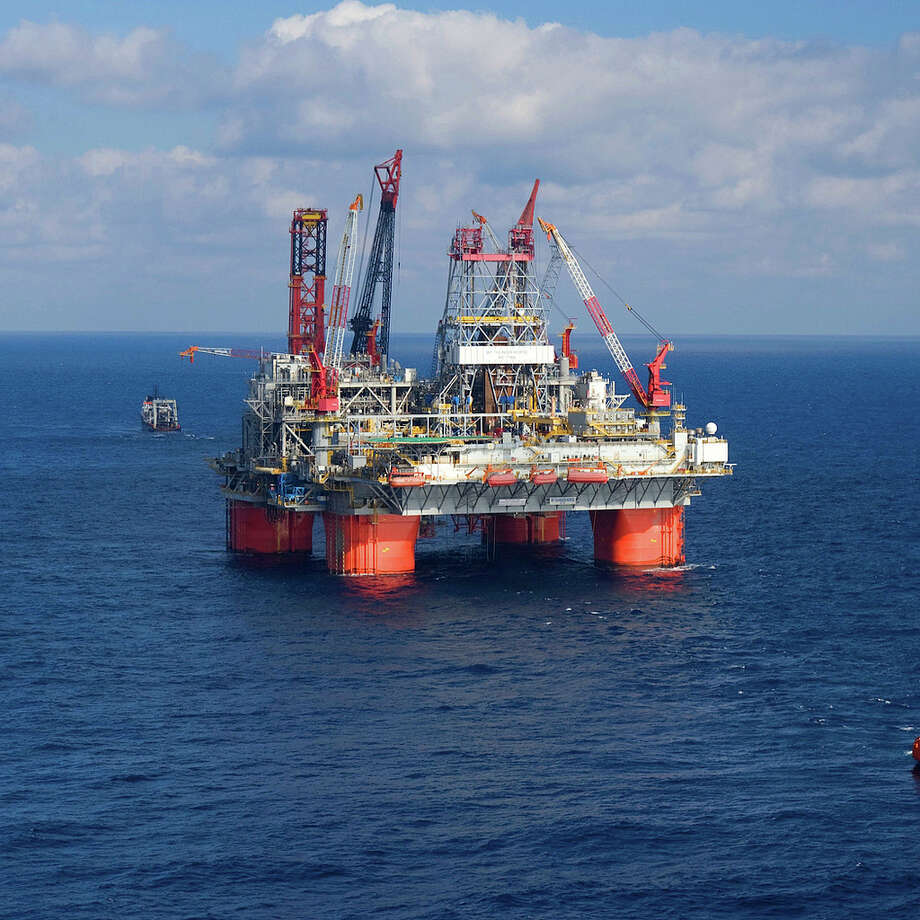 BP's Atlantis platform operates in the Gulf of Mexico. Photo: BP