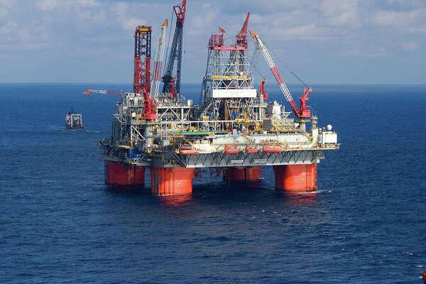 BP's Atlantis platform operates in the Gulf of Mexico.