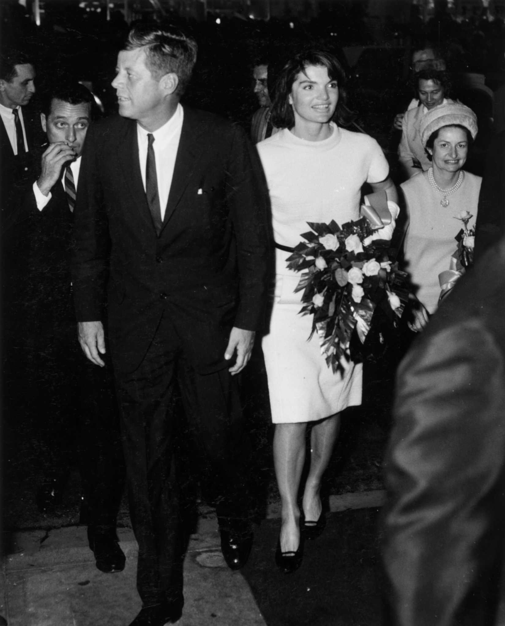 56 years later, see how JFK spent the night before his assassination in Houston