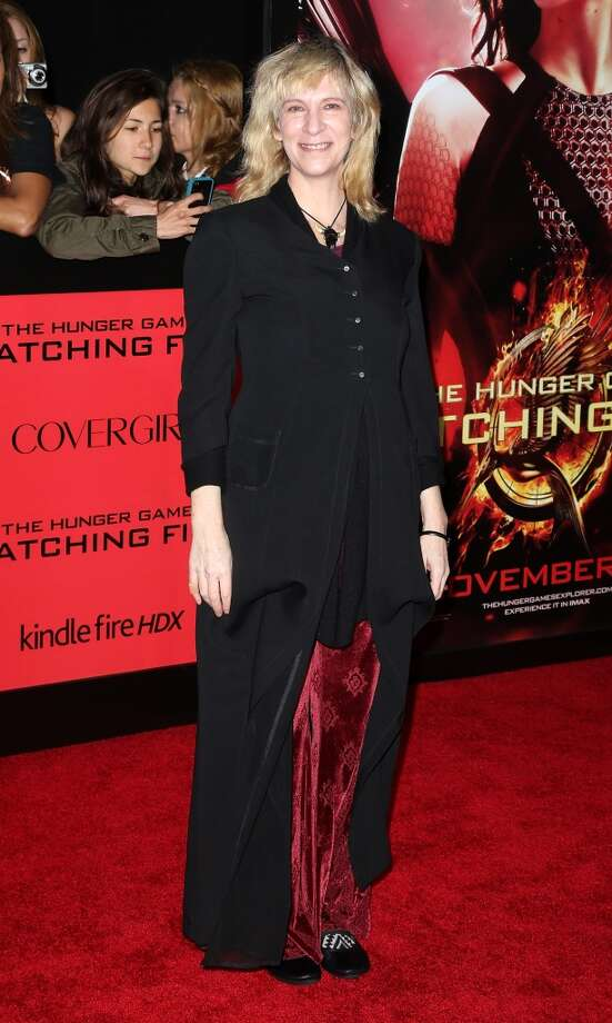 "Actress Amanda Plummer attends the premiere of Lionsgate's ""The Hunger Games: Catching Fire"" at Nokia Theatre L.A. Live on November 18, 2013 in Los Angeles, California. Photo: David Livingston, Getty Images"