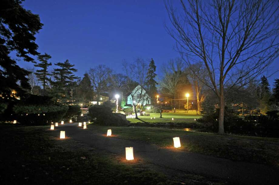 Family Centersí annual Hope Lights Lives luminary project kicks off Sunday, Dec. 8, when residents throughout Fairfield County adorn their lawns with luminaries honoring loved ones who have died or who are coping with a critical illness. Photo: Contributed Photo / New Canaan News