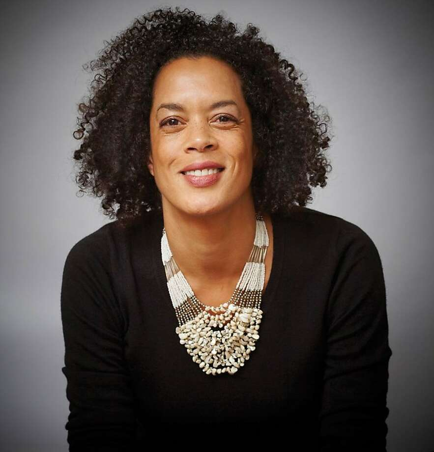 Aminatta Forna Photo: Jonathan Ring