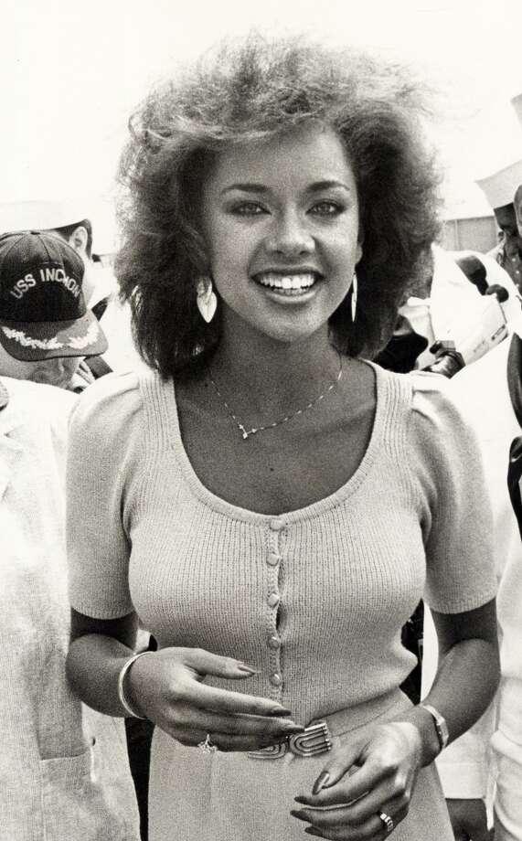 Vanessa Williams, 1984. Photo: Ron Galella, WireImage