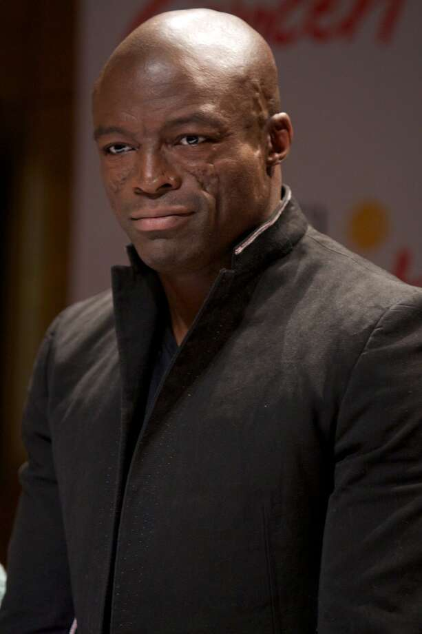 Seal turned 50 on Feb. 19. He's pictured in 2012. Photo: Ragnar Singsaas, Getty Images